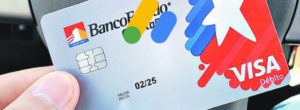 nueva cuenta rut visa banco estado