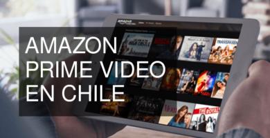 amazon video chile